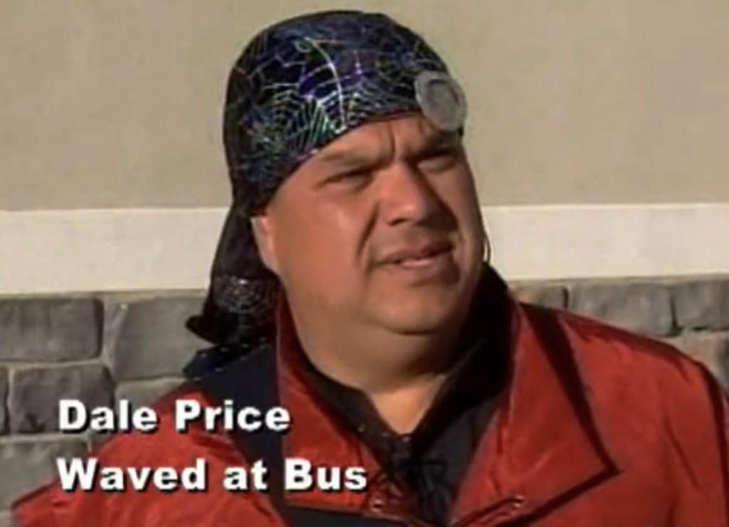 Bus Waver